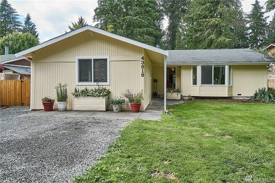 North Bend Single Family Home For Sale: 43818 SE 150th St