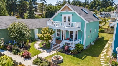 Coupeville Condo/Townhouse For Sale: 502 NW Krueger St #C