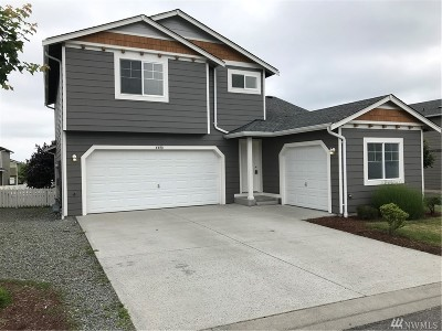 Skagit County Single Family Home For Sale: 4480 Karli St