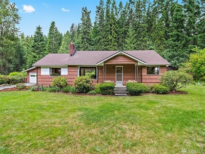 Mason County Single Family Home For Sale: 3051 Old Belfair Hwy