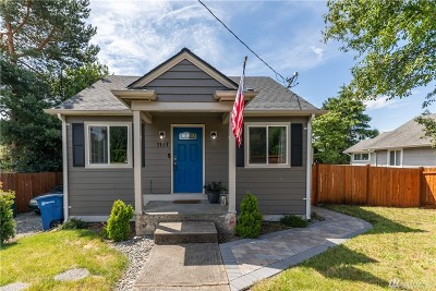 Burien Single Family Home For Sale: 1101 SW 148th St