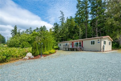 Anacortes, La Conner Single Family Home For Sale: 6244 State Route 20