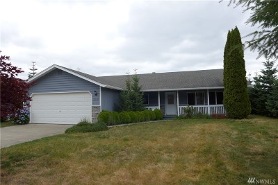 Centralia Single Family Home For Sale: 1816 Hillview Rd