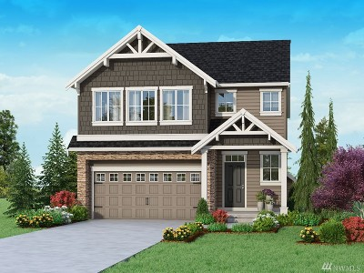 Lake Stevens Single Family Home Contingent: 10001 6th Place SE #W10
