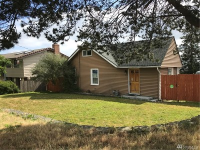 Skagit County Single Family Home For Sale: 1518 22nd St
