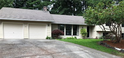 Olympia Single Family Home For Sale: 1524 Briarwood Ct NW