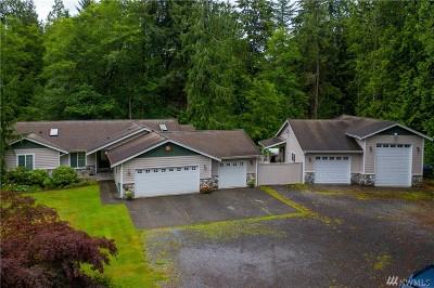Arlington Single Family Home For Sale: 12001 99 Ave NE