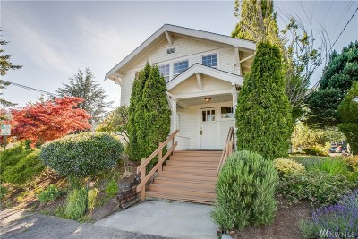 Whatcom County Multi Family Home For Sale: 1715 C St