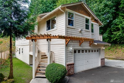 Shoreline Single Family Home For Sale: 15227 11th Ave NE