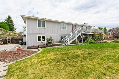 Moses Lake Single Family Home For Sale: 2049 Beaumont Dr