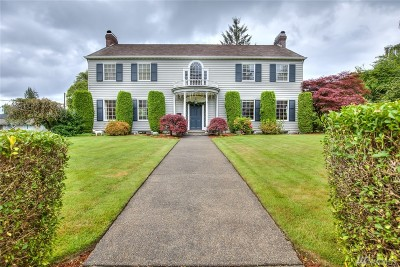 Grays Harbor County Single Family Home For Sale: 303 W 9th St