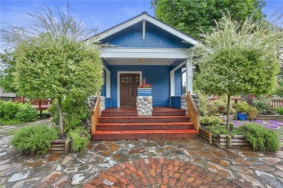 Gold Bar Single Family Home For Sale: 103 May Creek Rd