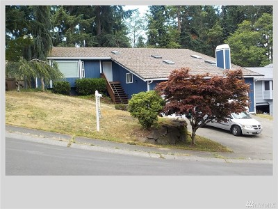 Federal Way Single Family Home For Sale: 32916 2nd Place SW