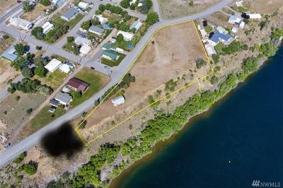 Chelan, Chelan Falls, Entiat, Manson, Brewster, Bridgeport, Orondo Residential Lots & Land For Sale: 2011 Columbia & Fairview Blvd