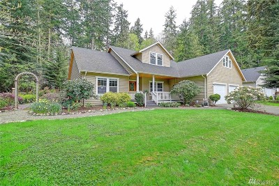 Camano Island Single Family Home For Sale: 76 Sucia Ct