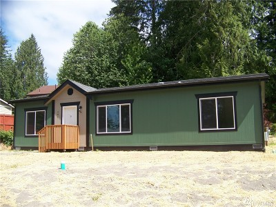 Mason County Single Family Home For Sale: 701 E Wood Lane