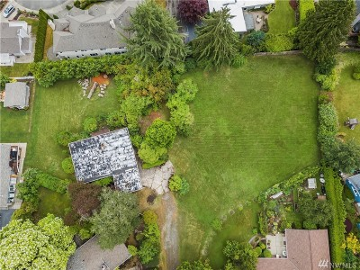 Redmond Residential Lots & Land For Sale: 3826 172nd Ave NE