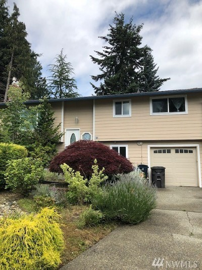Everett Single Family Home For Sale: 709 91st Place SE