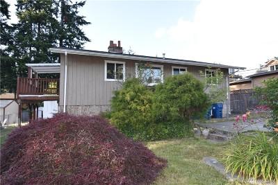Edmonds Single Family Home For Sale: 7003 176th St SW
