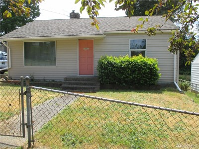 Seattle Single Family Home For Sale: 7209 S 115th St