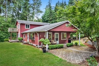 Duvall Single Family Home For Sale: 12014 326th Ave NE