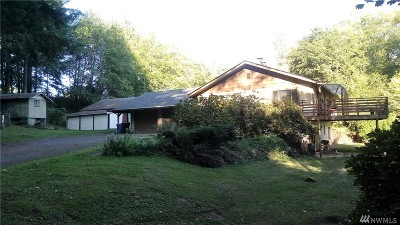 Chehalis Single Family Home For Sale: 410 Elk Creek Rd