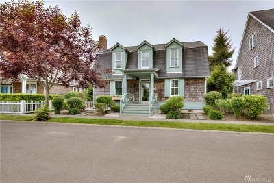 Grays Harbor County Single Family Home For Sale: 30 Trillium Lane
