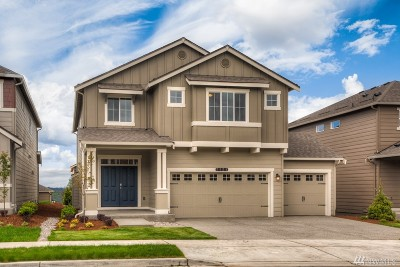 Lacey Single Family Home For Sale: 2905 Cassius Ct NE #141