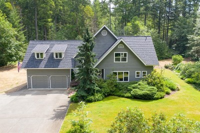 Gig Harbor Single Family Home Contingent: 5107 89th Ave NW