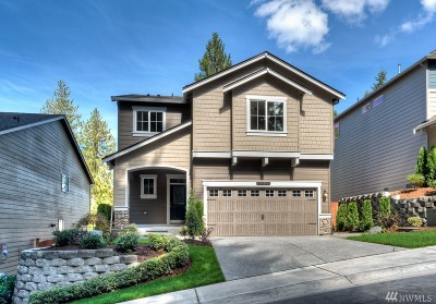 Lacey Single Family Home For Sale: 2743 Cassius St NE #157