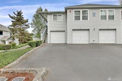 Federal Way Condo/Townhouse For Sale: 33020 10th Ave SW #O301