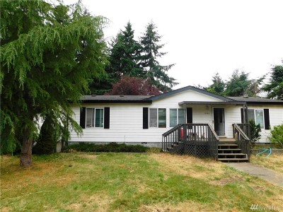 Rochester Single Family Home Pending: 17807 Albany St SW