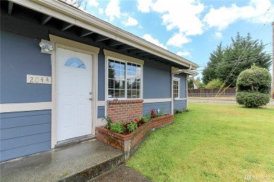 Tacoma Single Family Home For Sale: 2044 S 17th St