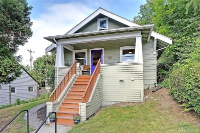 Seattle Single Family Home For Sale: 4031 39th Ave SW