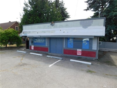 Bremerton Commercial For Sale: 3029 Wheaton Wy
