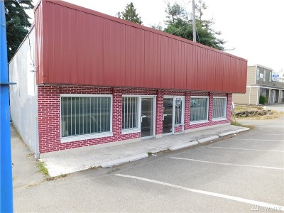Bremerton Commercial For Sale: 3035 Wheaton Wy