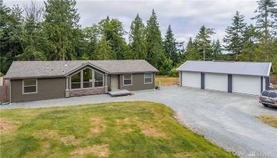 Camano Island Single Family Home For Sale: 882 Mountain Home Lane