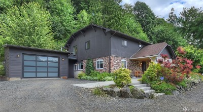 Poulsbo Single Family Home For Sale: 24884 Big Valley Rd NE