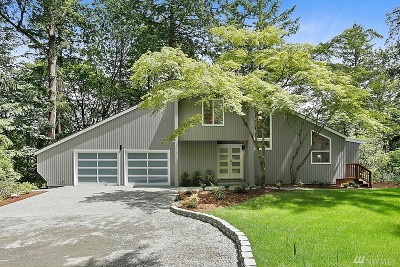 Sammamish Single Family Home For Sale: 25121 SE 14th St