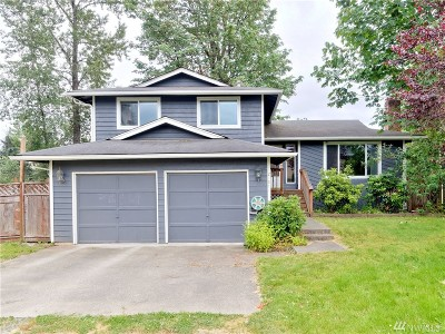 Maple Valley Single Family Home For Sale: 21871 SE 267th St