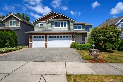 Bothell Single Family Home For Sale: 1923 235th Place SW
