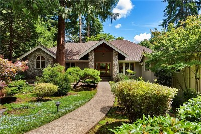 Woodinville Single Family Home For Sale: 21735 NE 140th Place