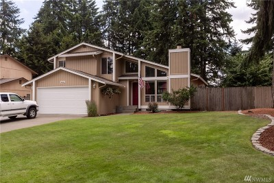 Puyallup Single Family Home For Sale: 9512 166th St E