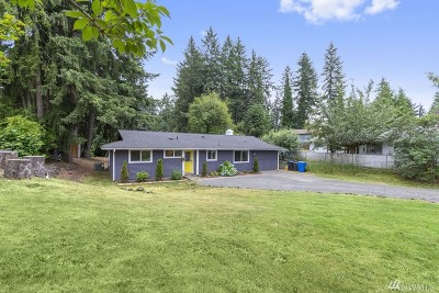 Olympia Single Family Home For Sale: 6740 SE Summerset Dr