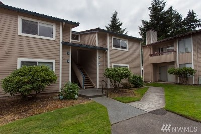 Renton Condo/Townhouse For Sale: 17518 149th Ave SE #H7