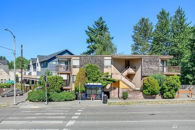 Seattle Multi Family Home For Sale: 4755 Sand Point Wy NE