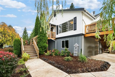 Snoqualmie WA Single Family Home For Sale: $545,000