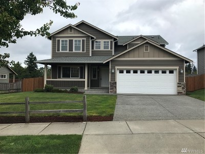 Stanwood Single Family Home For Sale: 6909 288th St NW