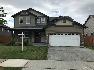 Stanwood Single Family Home For Sale: 7160 289th Place NW