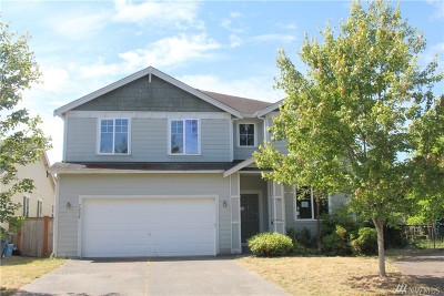 Puyallup Single Family Home For Sale: 7202 187th St Ct E